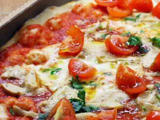 Pizze rosse